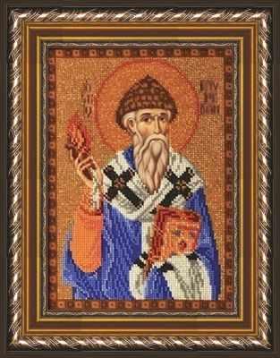 Рама Мир Багета №44 Рамка для иконы Спиридон Тримифунтский 19х26 Арт 1730-1250 рама мир багета р004 рама ри