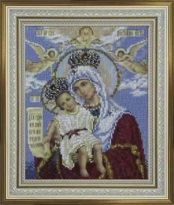 Рама Мир Багета №22 Рамка для иконы Милующая, 19,5х26,2 Арт 486-120
