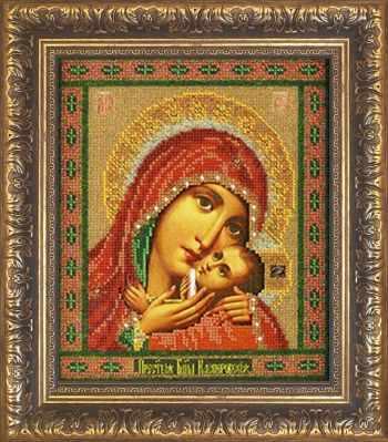 Рама Мир Багета №37 Рамка для иконы Касперовская Богородица 19,5х23,6 Арт 829-107