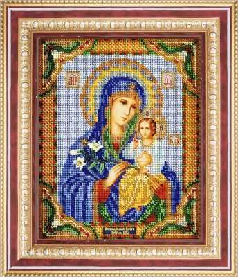 Рама Мир Багета №17 Рамка для иконы Смоленская, 19,5х24,3 Арт 388-319