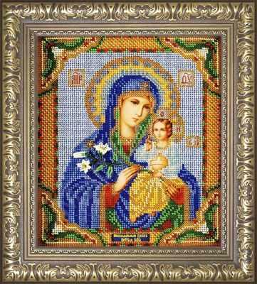 Рама Мир Багета №24 Рамка для иконы Неувядаемый, 20х24,5 Арт 829-199