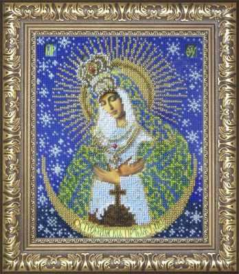 Рама Мир Багета №15 Рамка для иконы Остробрамская, 19,2х23,3 Арт 829-199