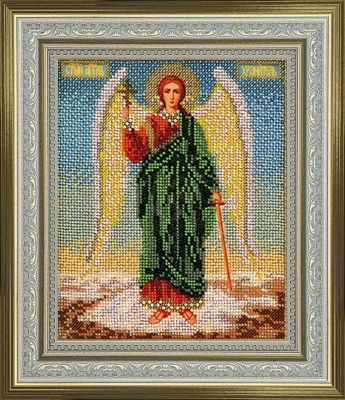 Рама Мир Багета №14 Рамка для иконы Ангел Хранитель, 17,8х21,8 Арт 486-120 рама мир багета 19 рамка для иконы неупиваемая чаша 19 8х24 арт 486 792