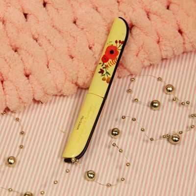 Ножницы - Ножницы для путешествий (желтые)