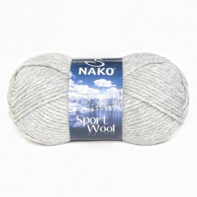 Пряжа Nako Пряжа Nako Sport Wool Цвет.195