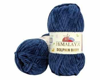 Пряжа Himalaya Пряжа Himalaya Dolphin Baby Цвет.80321 Василек