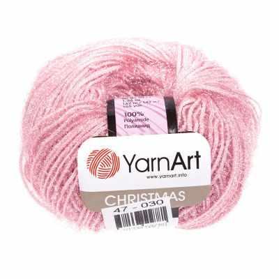 Пряжа YarnArt Пряжа YarnArt Christmas Цвет.047 Розовая пудра