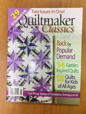 Книга - QM20614 Журнал Fons&Porters Love of Quilting Quiltmakers Classics vol 2 Summer 2014