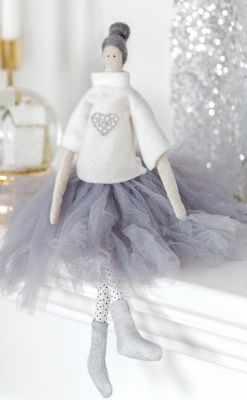 Набор для изготовления игрушки Арт Узор 3299334 Интерьерная кукла «Мия», набор для шитья