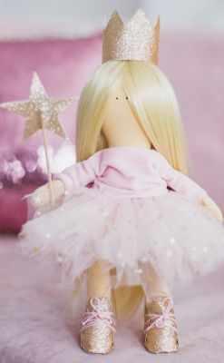 Набор для изготовления игрушки Арт Узор 3548660 Интерьерная кукла «Эмили», набор для шитья