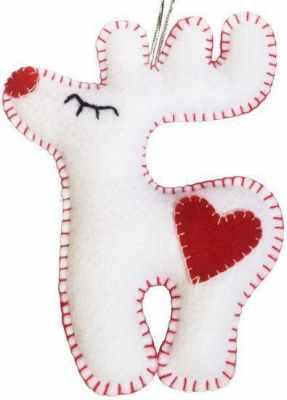 Набор для изготовления изделий из фетра ВДВ ФН-07 Набор для изготовления декоративной игрушки