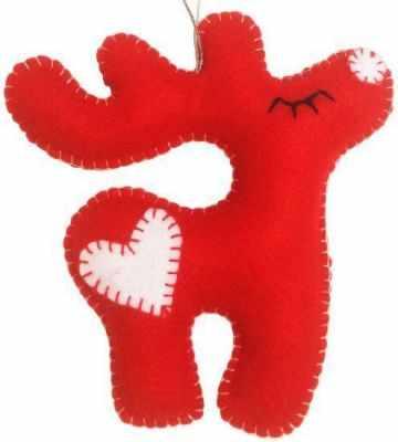 Набор для изготовления изделий из фетра ВДВ ФН-08 Набор для изготовления декоративной игрушки