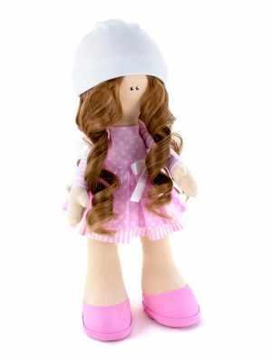 """Набор для изготовления игрушки Кукольная Фея К-12 """"Лола"""""""