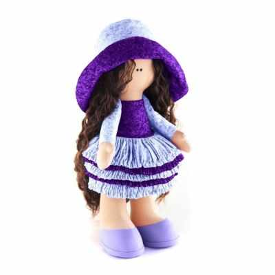 """Набор для изготовления игрушки Кукольная Фея Кл-1.3 """"Джулия"""""""