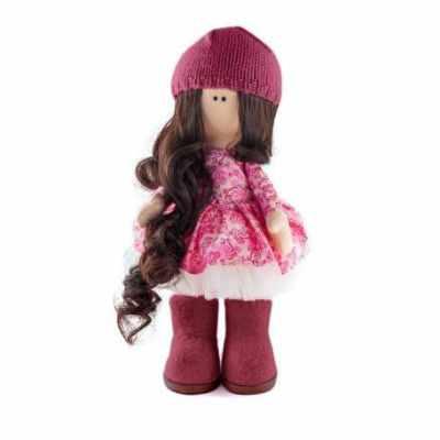 """Набор для изготовления игрушки Кукольная Фея Кл-3.1 """"Марго"""""""