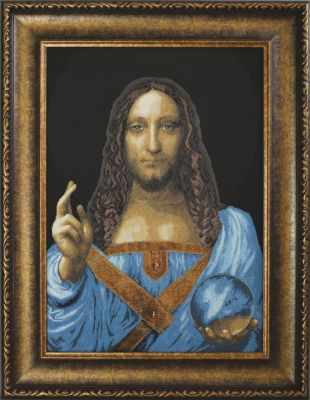 Набор для вышивания Чарiвна Мить М-327 По мотивам Леонардо да Винчи