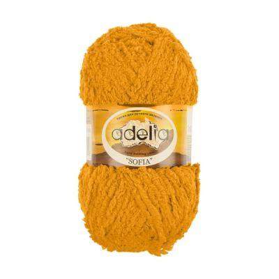 Пряжа Adelia Пряжа Adelia Sofia 38 Оранжевый