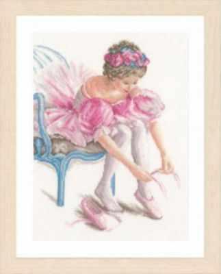 Набор для вышивания Lanarte PN-0171419 My first dance