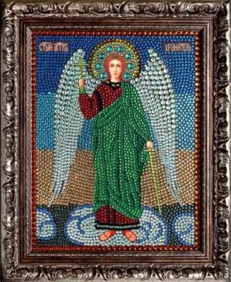 Мозаичная картина Преобрана Алмазная вышивка 0057/1 Ангел Хранитель - картина стразами (Преобрана) панно art east ангел хранитель 28 21 см