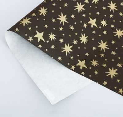 4036111 Бумага упаковочная крафтовая Star