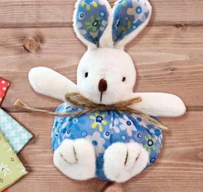 Набор для изготовления игрушки Школа талантов 3441950 Набор для создания подвесной игрушки из меха