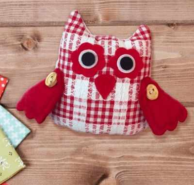 Набор для изготовления игрушки Школа талантов 3441980 Набор для создания подвесной игрушки из ткани