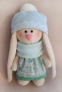 Набор для изготовления игрушки - МЗ-11 Снежинка