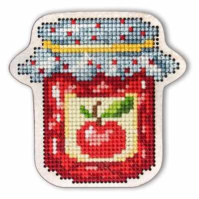 Фото - Набор для вышивания РТО EHW019 - Набор для вышивания по перфорированной форме набор для вышивания рто h229 пушистый барсик
