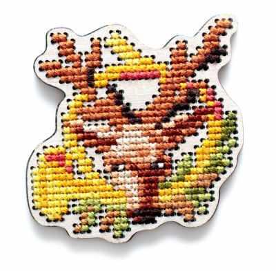 Набор для вышивания РТО EHW033 - Набор для вышивания по перфорированной форме набор для вышивания рто ehw053 набор для вышивания по перфорированной форме