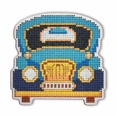 Фото - Набор для вышивания РТО EHW045 - Набор для вышивания по перфорированной форме набор для вышивания рто h229 пушистый барсик
