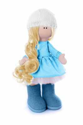 """Набор для изготовления игрушки Кукольная Фея Кл-3.3 """"Марго"""""""