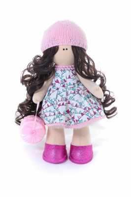 """Набор для изготовления игрушки Кукольная Фея Кл-4 """"Лиза"""""""