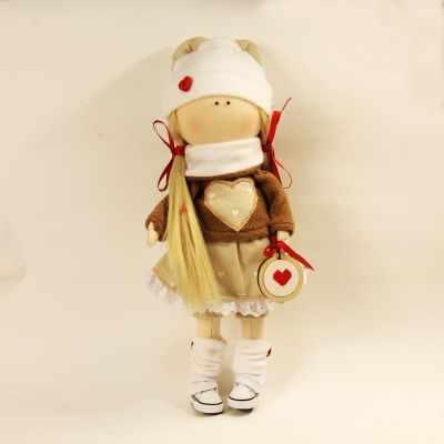 """Набор для изготовления игрушки Березка Набор для изготовления куклы """"Кенди"""""""