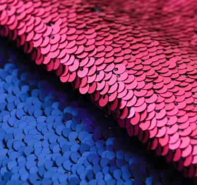 Ткань для скрапбукинга Арт Узор 3891587 Ткань для пэчворка «Фуксия-фиолетовая»