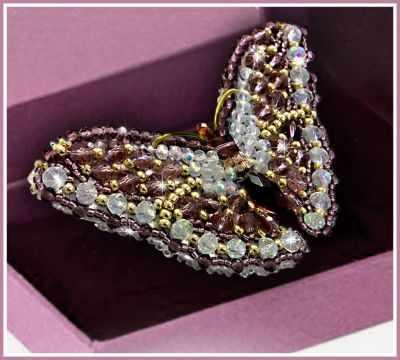 Набор для вышивания иконы Образа в каменьях 77-Б-02 Брошь Бабочка Аметист Образа в каменьях м31 качели образа в каменьях образа в каменьях образа в каменьях