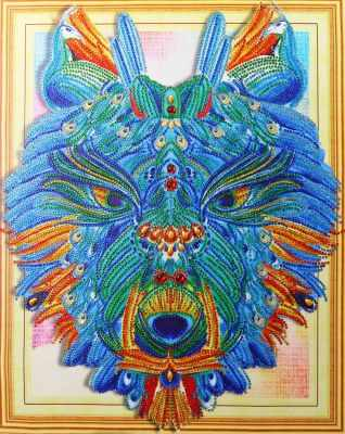 Мозаичная картина Anya Алмазная вышивка HZ1 - мозаика Anya стилус
