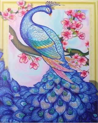 Мозаичная картина Anya Алмазная вышивка HZ3 - мозаика Anya стилус