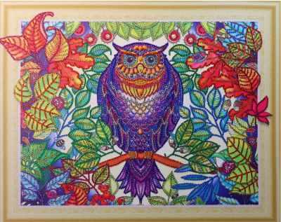 Мозаичная картина Anya Алмазная вышивка HZ051 - мозаика Anya