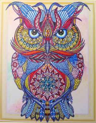 Мозаичная картина Anya Алмазная вышивка HZ13 - мозаика Anya