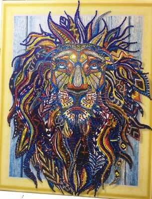 Мозаичная картина Anya Алмазная вышивка HZ23 - мозаика Anya стилус