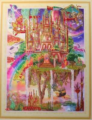 Мозаичная картина Anya Алмазная вышивка HZ063 - мозаика Anya