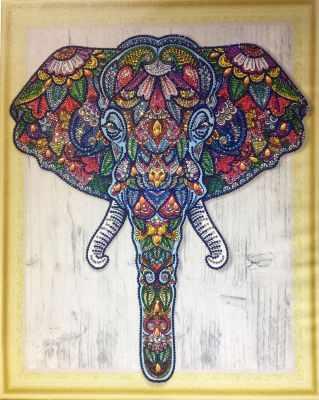 Мозаичная картина Anya Алмазная вышивка HZ15 - мозаика Anya стилус