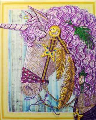 Мозаичная картина Anya Алмазная вышивка HZ8 - мозаика Anya стилус