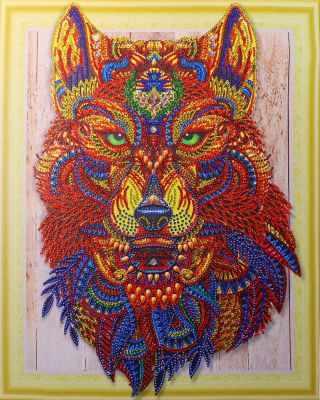 Мозаичная картина Anya Алмазная вышивка HZ29 - мозаика Anya стилус