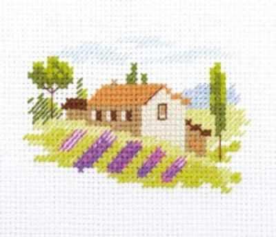 Набор для вышивания Алиса 0-158 Тоскана