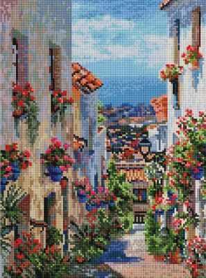 Алмазная мозаика Белоснежка Алмазная вышивка 285-ST-S Испания. Михас алмазная мозаика белоснежка алмазная вышивка 385 st s ноктюрн анютины глазки