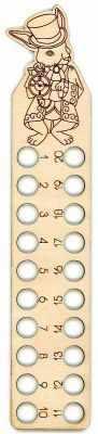 Органайзер МП Студия ОР-035 Органайзер для ниток Кролик (МП Студия)