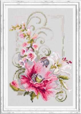 Набор для вышивания Чудесная игла 100-161 Счастливого марта