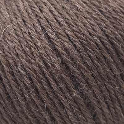 Пряжа GAZZAL Пряжа GAZZAL Baby Alpaca Цвет.46002 Коричневый