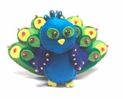 Набор для изготовления изделий из фетра ВДВ ФН-77 Набор для изготовления декоративной игрушки